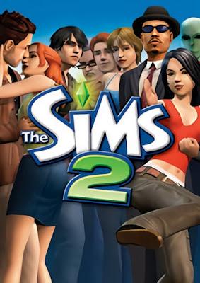 Capa do The Sims 2