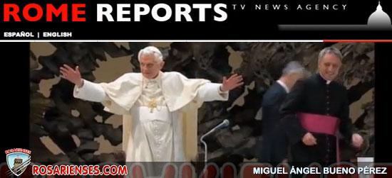 Benedicto XVI pide fármacos para todos los enfermos de sida | Rosarienses, Villa del Rosario