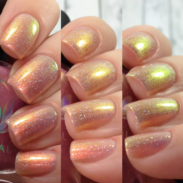 Ethereal Lacquer-Frozé
