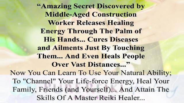Pure Reiki Healing Mastery । Hands Release Healing ...