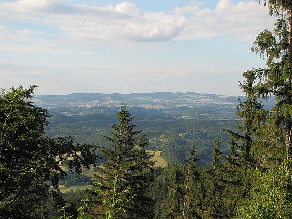 Panorama z Grabowca