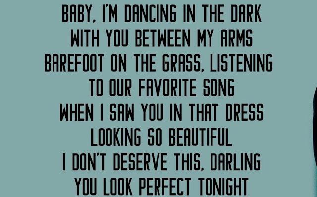 Perfect Lyrics - Ed Sheeran | PerfectLyrics4u