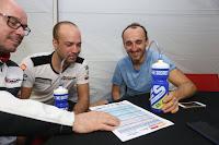 Robert Kubica i Robert Lukas