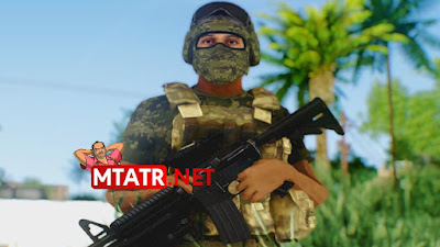 MTA SA Soldier