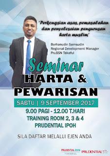 Seminar Harta & Pewarisan