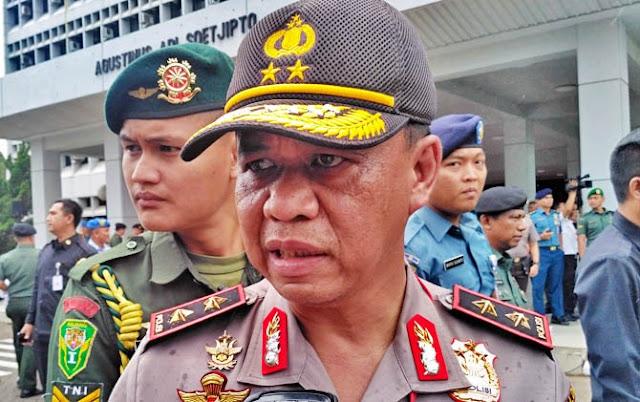 Kapolda Jawa Barat Ancam Penjarakan Habib Rizieq jika...