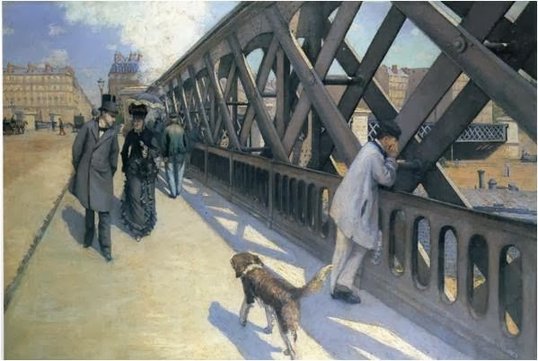 Gustave Caillebotte Painter