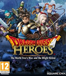 DRAGON QUEST HEROES Slime Edition - PC (Download Completo em Torrent)