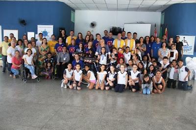COMDDEF de Registro-SP celebra o Dia Municipal da Pessoa com Deficiência