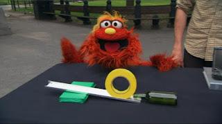 Murray Ovejita Sesame Street sponsors letter O, Sesame Street Episode 4319 Best House of the Year season 43