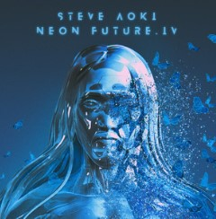 CD Neon Future IV - Steve Aoki