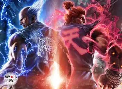 شرح تفصيلي عن تحميل لعبة تيكن 7 Tekken للكمبيوتر برابط مباشر