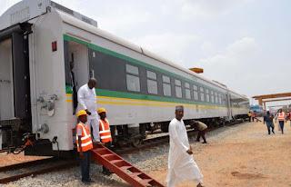 works on lagos-ibadan railway project