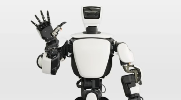 Pengembangan Robot dari Toyota