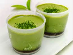 Resep Puding Green Tea Enak
