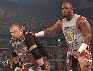 WWE / WWF - King of the Ring 2001 - The Dudley Boyz faced Kane & Spike Dudley