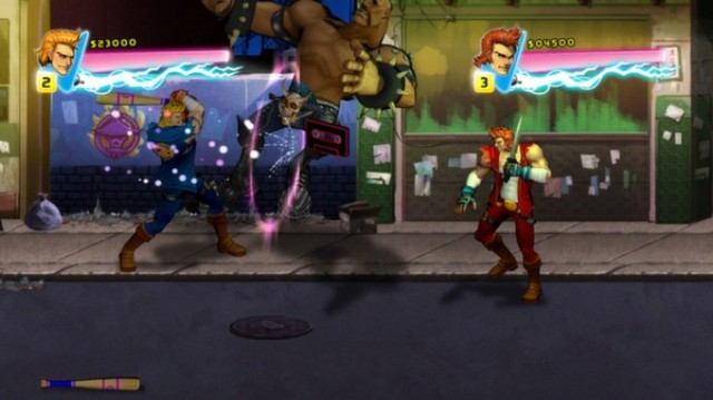 Double Dragon Neon PC Games Gameplay