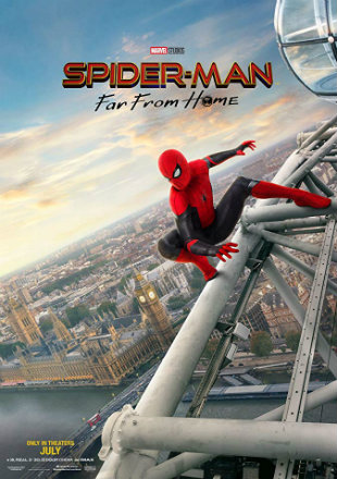 Spider-Man: Far from Home 2019 Full Hindi Movie Download Dual Audio Hd