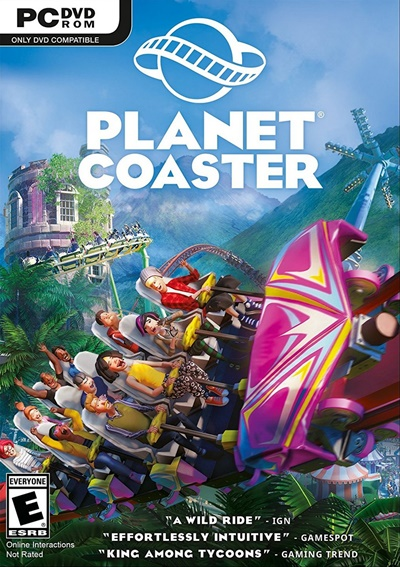 โหลดเกมส์ Planet Coaster
