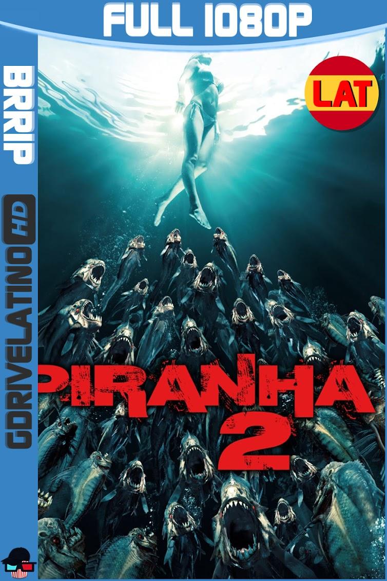 Piraña 3DD (2012) BRRip 1080p Latino-Ingles MKV