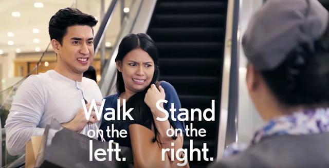 PROS & CONS: For most people, why the SM escalator etiquette just doesn't cut it