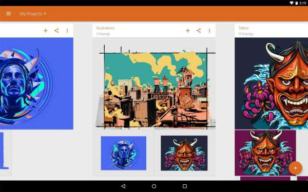 Drawing Apps on Android