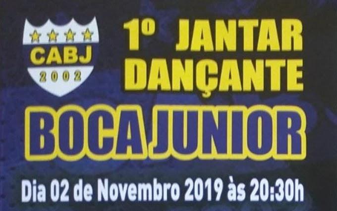 Clube Boca Junior de Gravataí realiza 1º Jantar Baile no sábado