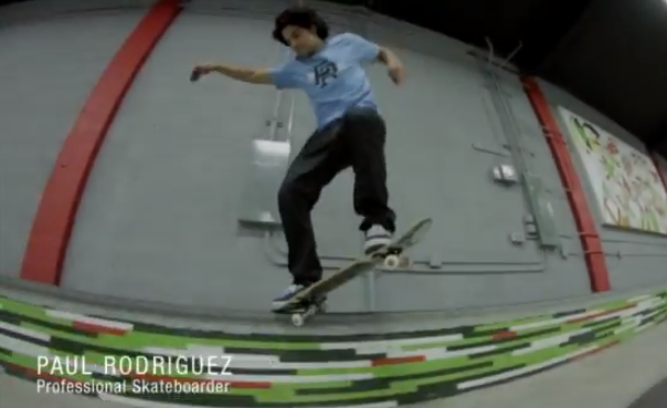 8cc5effcb366 Pro skater Paul Rodriguez opens up about the importance and influence of  his family in the premiere episode of his new series