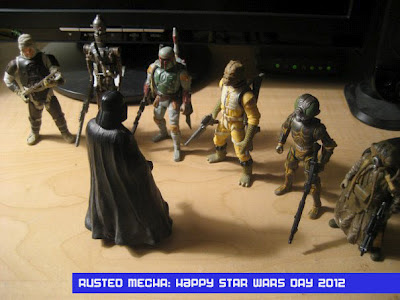 Star Wars Day 2012: Gathering of the Bounty Hunters