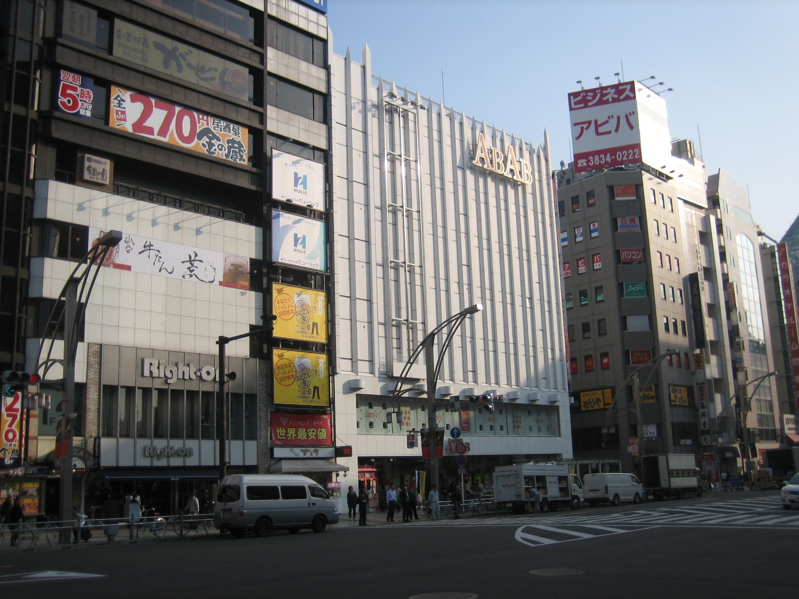 Leonardo旅遊小記: 日本(2011/11/30)二 上野 阿美橫町 掰