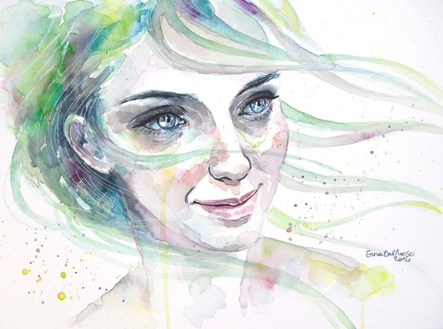 09-Dear-Prudence-Erica-Dal-Maso-Expressing-Emotions-Through-Watercolor-Paintings-www-designstack-co