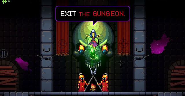 Exit The Gungeon: PS4 Review