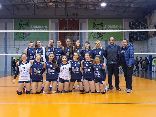 Στο Final 4 Νεανίδων Κ20 η ομάδα της Αλκυών Ναυπλίου