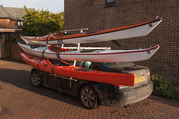 Kari Tek Easy Load 5 Kayaks The Uk Rivers Guidebook