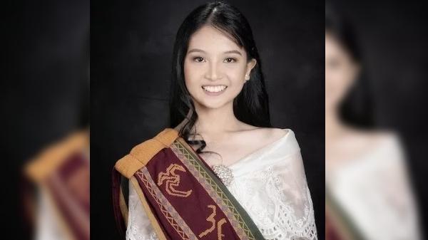 Pete Maverick Nicole Estudillo is UP Mindanao's first ever summa cum laude.