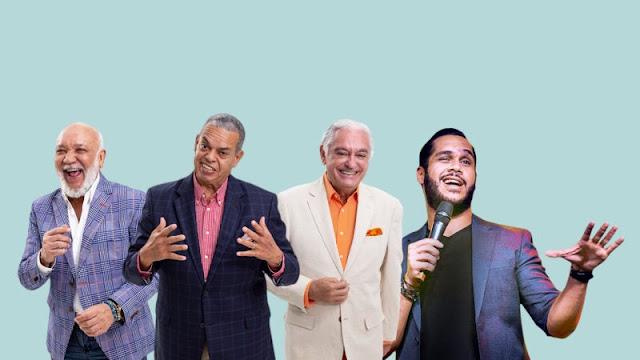 """Juan Carlos Pichardo se suma y demuestra que el show no """"Stand Viejos"""""""