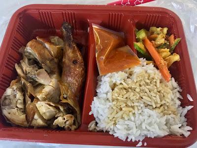 Duck Master, chicken rice