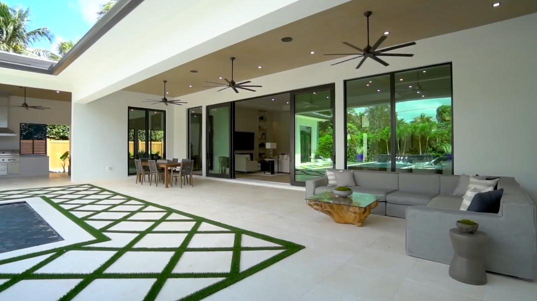 41 Interior Photos vs. 2101 Banyan Rd, Boca Raton, FL Luxury Modern Home Tour