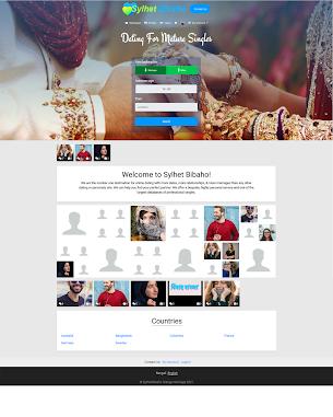 WordPress Template Premium Version Sylhet bibaho