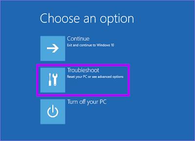 Langkah 2  Cara Masuk Safe Mode Windows 10