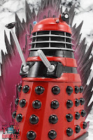 Custom TV21 Red Dalek Leader 19