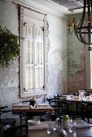Parish restaurant interior