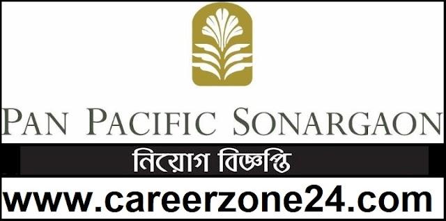 Pan Pacific Sonargaon Dhaka Job Circular
