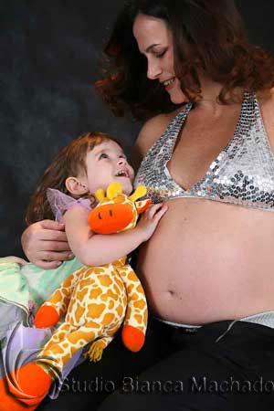 foto gravidez