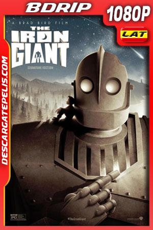 El gigante de hierro (1999) 1080p BDrip Latino – Ingles