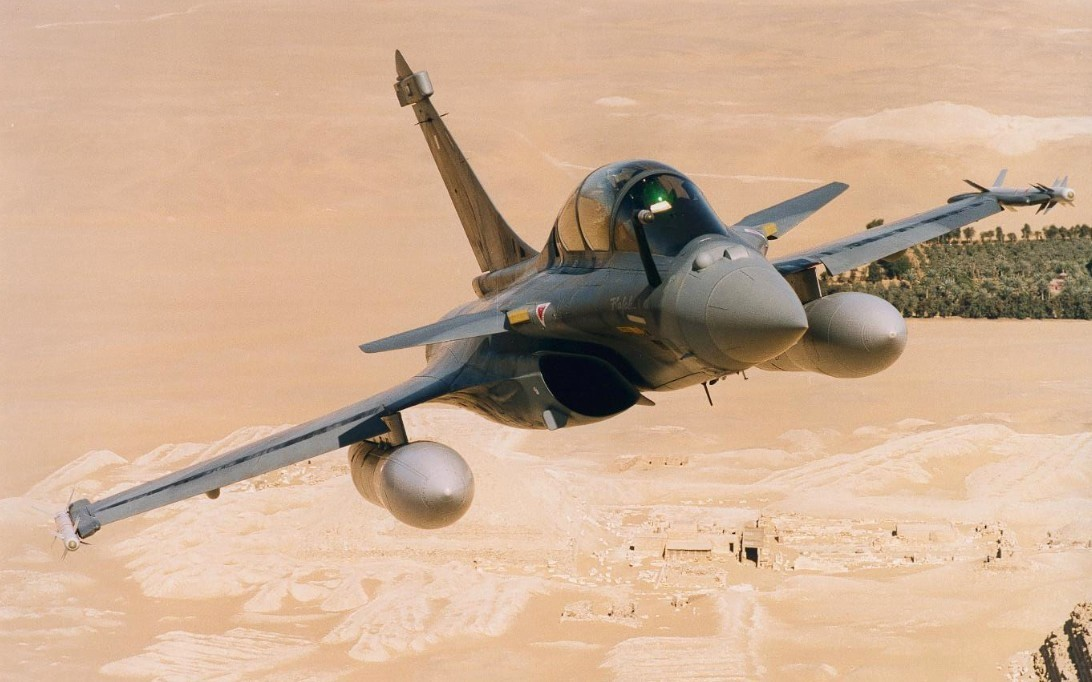 Airskybuster Dassault Rafale Wallpaper 1