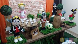Decoração festa infantil Chaves Porto Alegre
