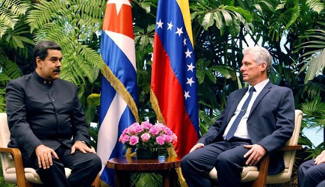"""Roger Santodomingo: """"El régimen cubano es el alfa y el omega de Maduro"""""""