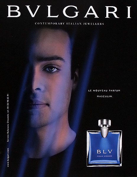Blu pour Homme (2001 - 2002) Bulgari