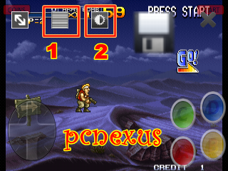 metal slug x neogeo android
